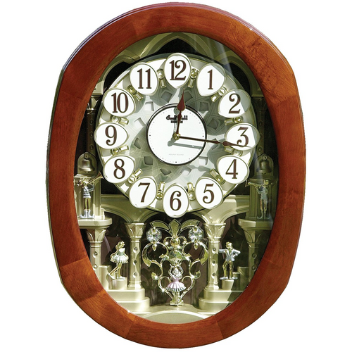 Musical Animated Grand Encore II RHYTHM CLOCK **FREE SHIPPING**