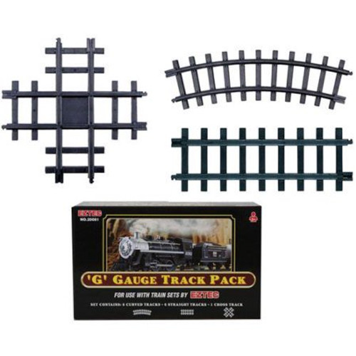 Eztec 'G' Gauge Track Pack Set of 13