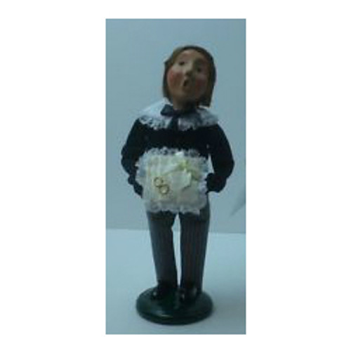 Byers Choice - Ring Bearer