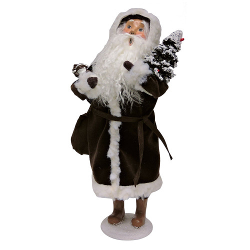 Byers Choice - Chocolate Santa