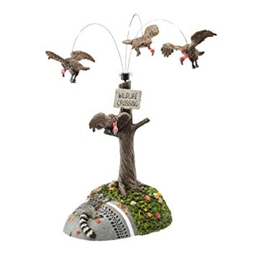 Department 56 - Halloween Village - Buzzard Delight