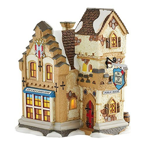 Department 56 - Dickens Village - The Sword & Shield