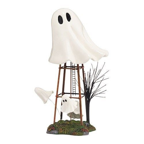 Department 56 - Halloween Village - Haunted Water Tower