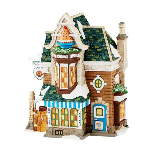 Department 56 - Dickens Village-  King's Cakes