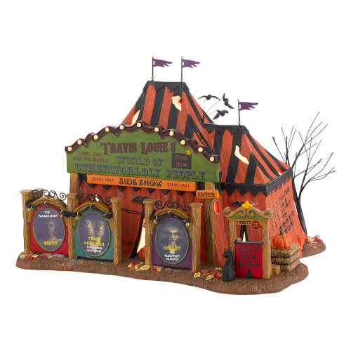 Department 56 - Halloween Village - Travis Louie's Otherworldly Persons
