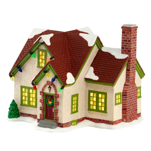 Department 56 - A Christmas Story Village - Miss Shields House
