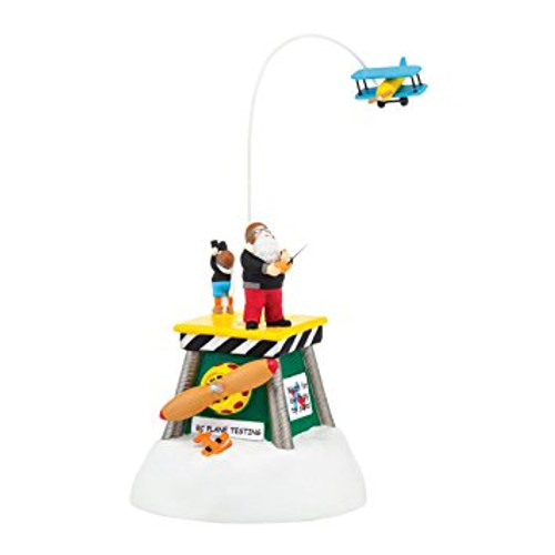Department 56 - North Pole Series - Flight Test Animation