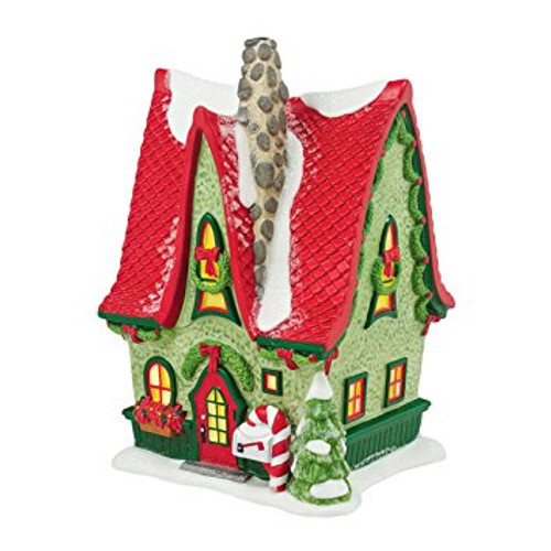 Department 56 - North Pole Series - Sven's Swell House