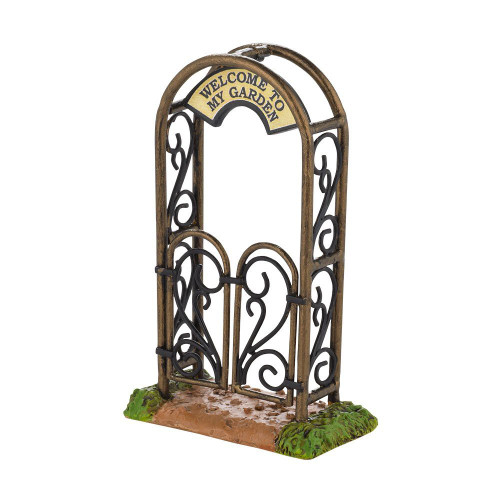 Department 56-  Decorative Accessories - My Garden Gate