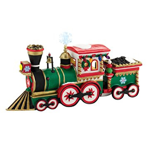 Department 56 - North Pole Series - Northern Lights Express Engine