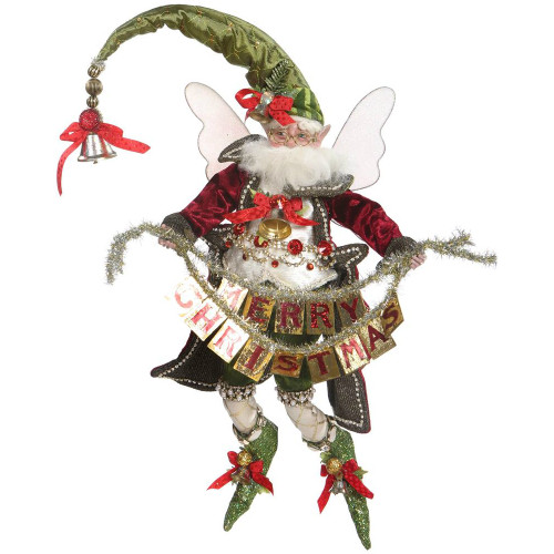 Mark Roberts - Medium Christmas Greeting Fairy