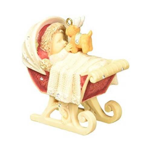 Heart of Christmas - Baby's First Christmas Ornament
