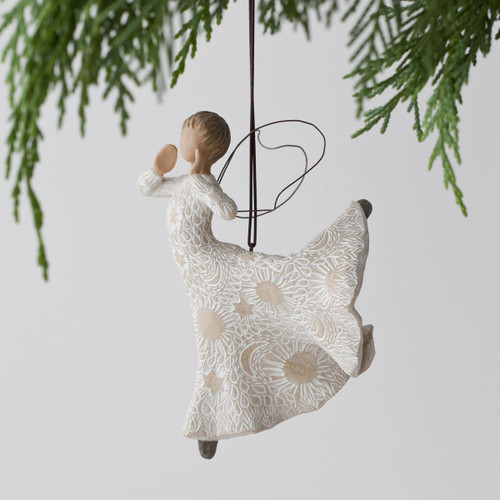 Willow Tree Song of Joy Ornament