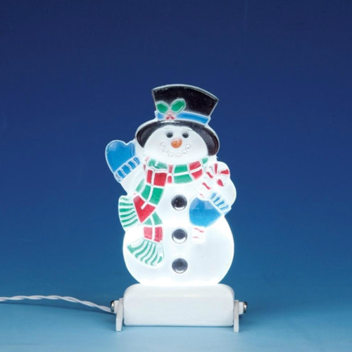 Lemax - Yard Light Snowman B/O Accessory