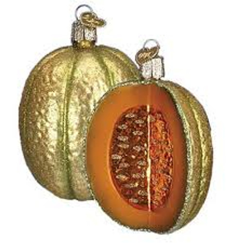 Old World Christmas -  Cantaloupe Ornament