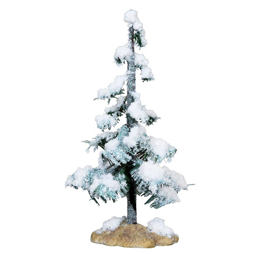 "Lemax - 6"" Glittering Pine Tree"
