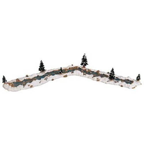 Lemax- Mill Stream Set of 11