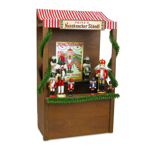 Byers Choice - Nutcracker Market Stall