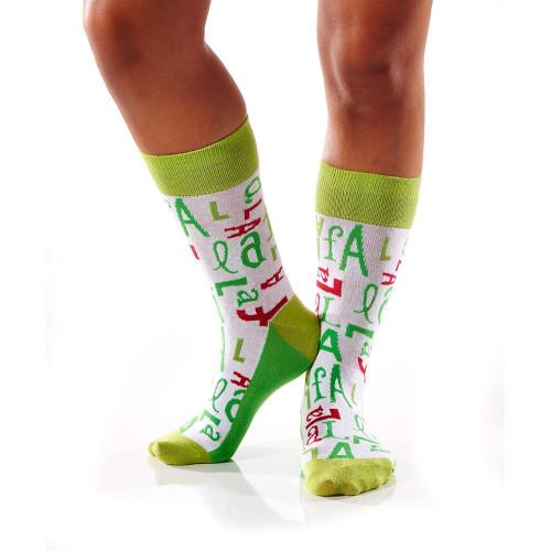 Yo Sox - Fa La La Women's Crew Sock