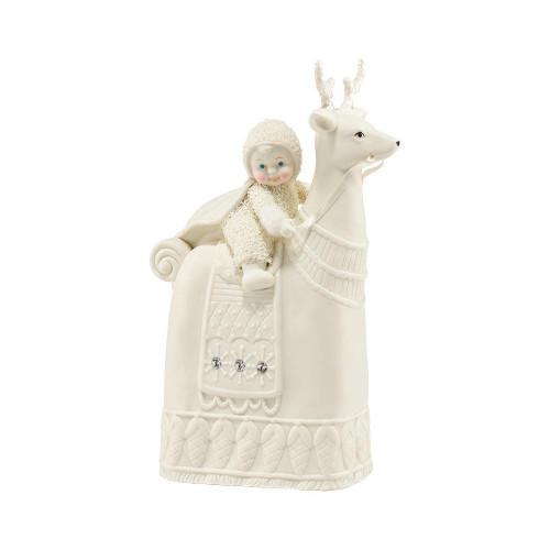 Snowbabies - Reigning Reindeer