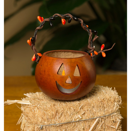 Meadowbrooke Gourds- Pumpkin Basket
