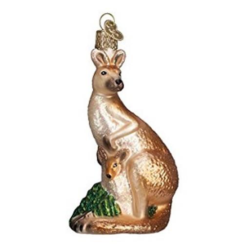 Old World Christmas - Kangaroo Ornament