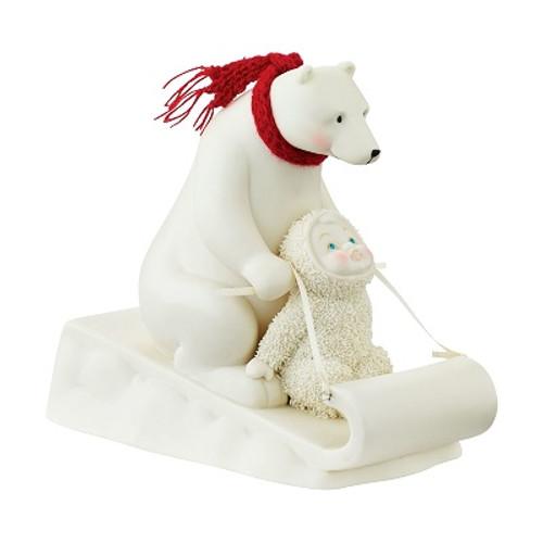 Snowbabies - Bear Boggan