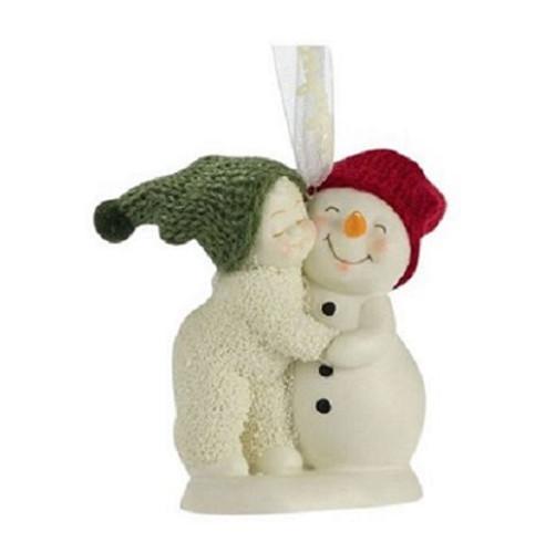 Snowbabies - Hug Me Ornament