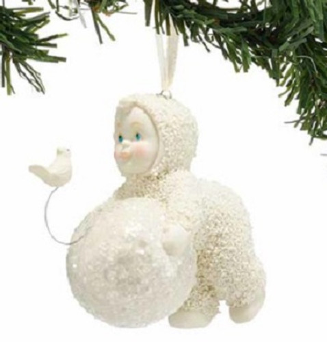 Snowbabies - Lets Build A Snowman Ornament