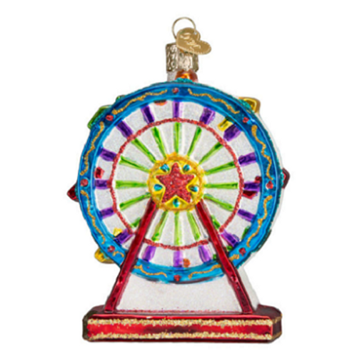 Old World Christmas - Ferris Wheel Ornament