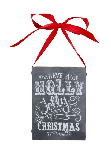 Have A Holly Jolly Christmas Chalkboard