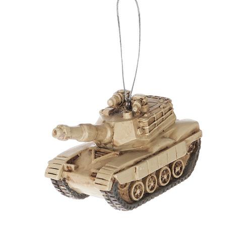 Tank Ornament