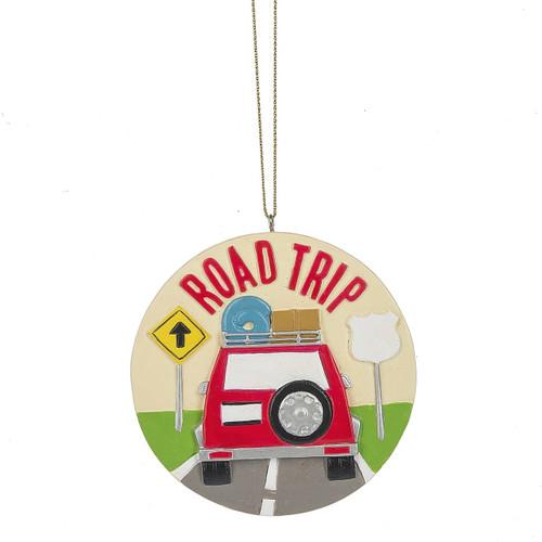 Road Trip Car Ornament