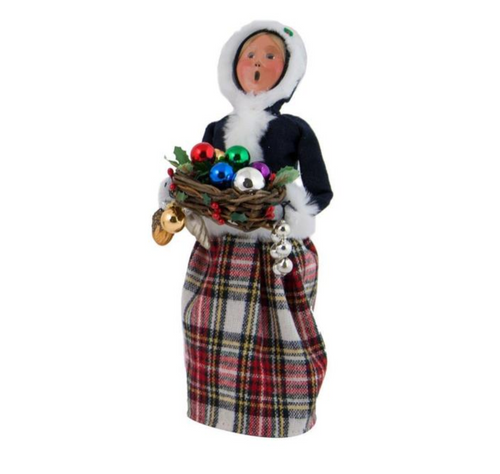 2017 Byers Choice - Ornament Woman
