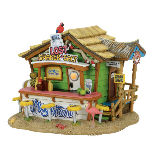 *2017* Department 56- Margaritaville Village- Lost Shaker of Salt Bar