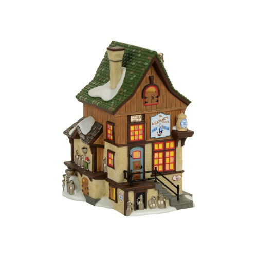 *2017* Department 56 - Dickens Village - Eight Milkmaids Crock