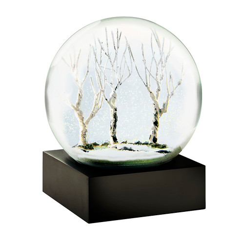 *2017* Winter Snow Globe
