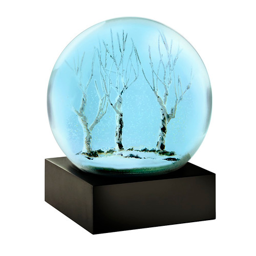 *2017* Winter Evening Snow Globe