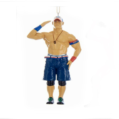WWE John Cena Ornament