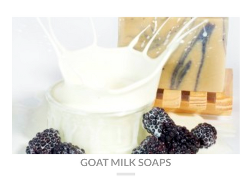 New Hampshire Goats Milk Peppermint Twist Soap by Kearsarge Mountain Soaps