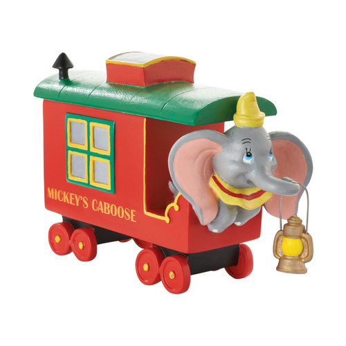 *New 2017* Department 56- Mickey's Village- Mickey's Holiday Caboose