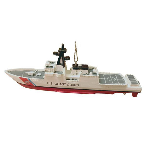 United States Coast Guard Ship Ornament