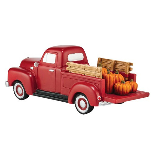 Department 56 - New England Village - Harvest Fields Pickup Truck