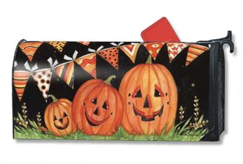 *New for 2017* Party Pumpkins Mail Box Cover
