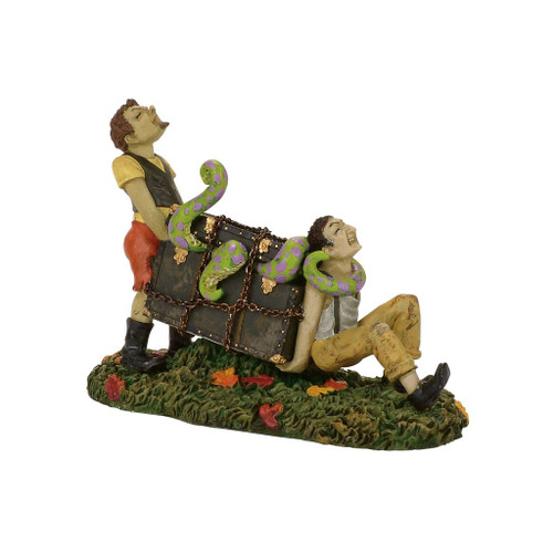 *New 2017* Department 56- Halloween Village Accessory- Makings For a Sordid Evening