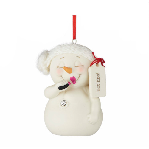 Department 56 - Snowpinions Hot Lips Ornament