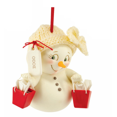 Department 56 - Snowpinions BOGO Ornament