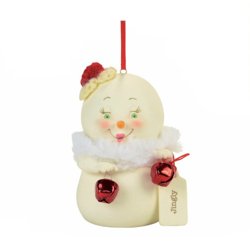 Department 56 - Snowpinions Jingly Ornament