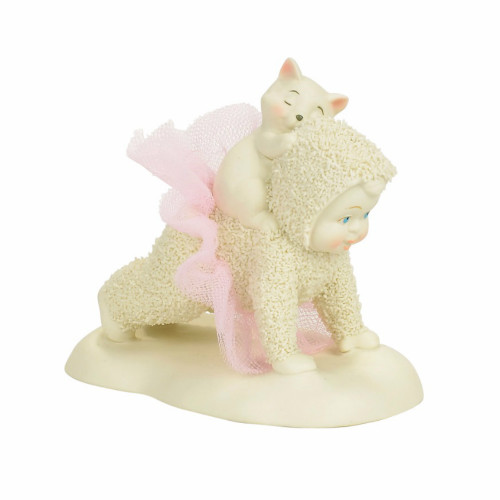 *New for 2017* Department 56 - Snowbabies - Planking