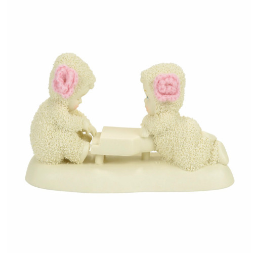 *New for 2017* Department 56 - Snowbabies - Love Song